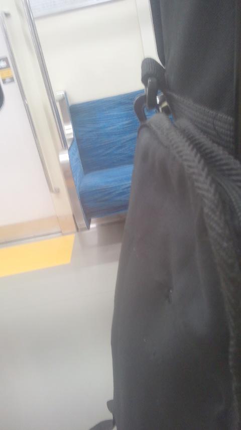 土曜日のりんかい線方面行き埼京線