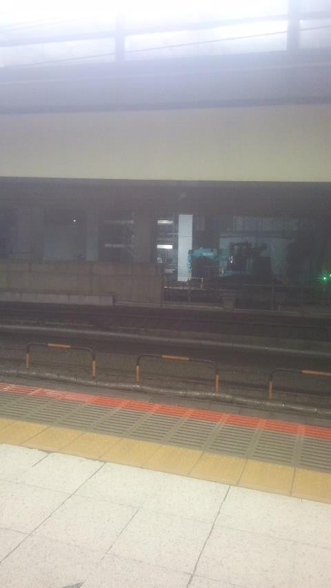 渋谷からの山手線